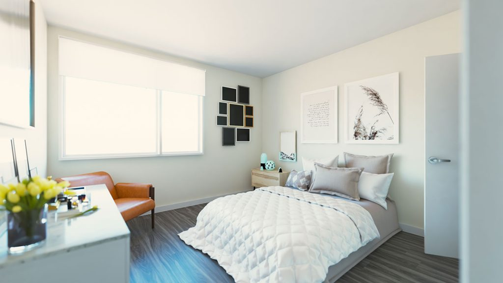 SoHa Union New Northeast Baltimore City Apartments - 2-Story, 2-Bedrooms, 1.5 Bathrooms, Free Parking